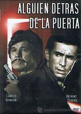PELICULA DVD ALGUIEN DETRAS DE LA PUERTA PRECINTADA
