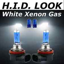 H10 501 42w White Xenon HID Look Fog Light Lamp Bulbs E Marked