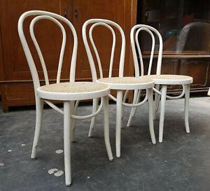 3 Bugholz Stühle