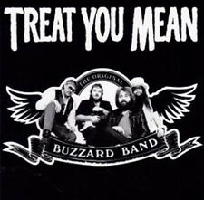 "Buzzard Band:  ""Treat You Mean""  (CD Reissue)"