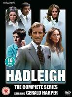 Hadleigh - The Complete Series - 16-Disc DVD boxset