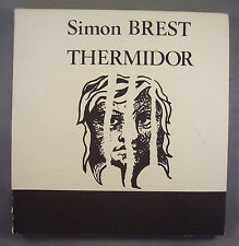SIMON BREST / THERMIDOR / AVANT QUART 14 / ENVOI AUTOGRAPHE / POCHE