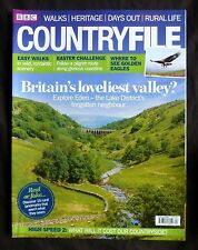 Countryfile. April 2014, BBC Walks, Heritage, Days Out,
