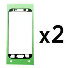 Lot 2pcs Sticker Adhésif Autocollant Colle Ecran LCD Samsung Galaxy J3 2017 J330