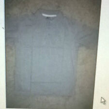 "Mens/ladies/unisex Grey Slazenger polo shirt, New, Small (34-38"" chest)"