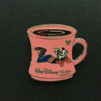 WDW - Hidden Mickey Collection - Goofy on Coffee Mug Disney Pin 47150