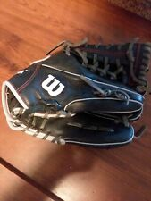 Wilson A1000 11.5in Right Handers Baseball Glove ex condition