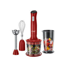 Red 300 599 W Handheld Blenders for
