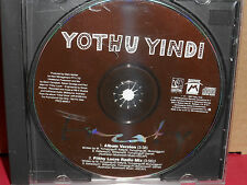 Yothu Yindi - Treaty PROMO CD Single Rare