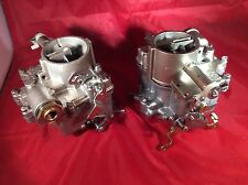 Pair of Rebuilt Ethanol-Proof 1963 Corvair HV Carburetors. $100 off with Cores.