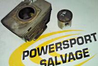 Skidoo Mxz Formula 380 377 Engine Cylinder Piston Jug Barrel 01 02 03 04 377