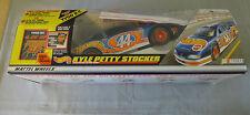 1997 Tyco Hot Wheels Kyle Petty Stocker Nascar Metal Car Mint With Box