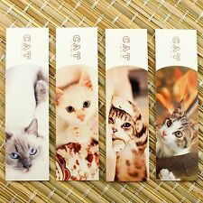 Pack of 30 photographic bookmarks of cats and kittens #B0010