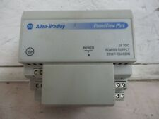 ALLEN-BRADLEY PANEL VIEW PLUS POWER SUPPLY #117313D CAT#2711P-RSACDIN USED