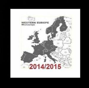 Europa Europe 2013 2014 für Renault Trafic Rover 75 ZT MG VDO Dayton Major Roads