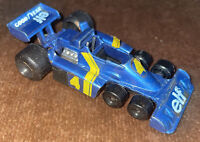 POLISTIL RJ57 Tyrell Elf #4 Vintage Formula 1 Racing Car Very Rare