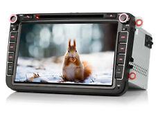 "8"" HD GPS Navigation Autoradio DVD 3G Für VW Passat Golf Polo Tiguan Multivan T5"