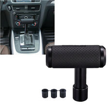 Black T-shape Car Gear Shift Knob with Accessory Comfortable Grip Easy shifting