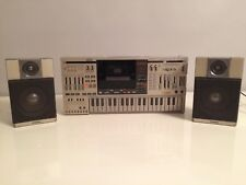 Casio KX-101 Synth boombox with radio and cassette (RARE)
