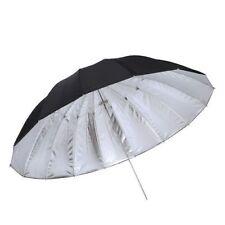 "GODOX 150CM 60"" Black/Silver Reflector Umbrella Studio and Outdoor Photography"