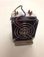 HP Proliant ML350 G5 Server Heatsink and fan 411354-001 413977-001