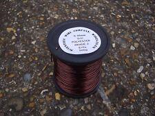 1.25 mm-Esmaltada Hilos de bobinado, alta temperatura, Bobina De Cable - 500 Gramos De Carrete