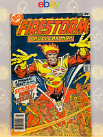 Firestorm #1 (7.0) F/VF The Nuclear Man 1st Appearance & Origin 1978 Key Issue