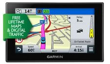 "Garmin Nuvi 2599LMT-D 5"" Navigatore Satellitare GPS UK & Mappe a vita & Europe Traffico Digitale"