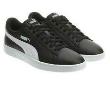 Puma Men's Smash V2 Athletic Sneaker Shoes - PICK SIZE - BLACK - 0R_29