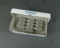 * Lot of 10 * Amphenol C146-10B0150002 Connectors