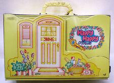 RARE VINTAGE 80'S HAPPY SISTERS DOLL HOUSE CASE No4 EL GRECO GREEK NEW UNUSED !