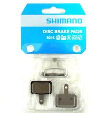 Shimano B01S Disc Brake Pads, Resin, Brown, Y68 BR-M415 BR-M395 BR-M375