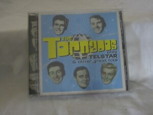 The Tornados - play telstar & other great hits CD
