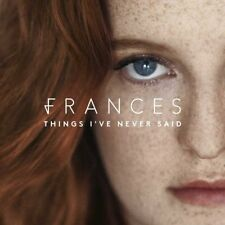 Frances - Things I've Never Said Deluxe Edition (CD)