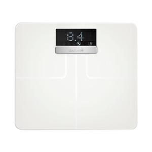 Garmin Index Digital Smart Scale Wifi ANT+ Weight BMI & Fitness Tracker - White