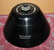 Sorvall centrífuga/centrifuge rotor GSA 13000 rev/min max