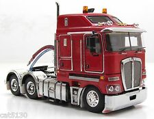 """Kenworth K200 Drake Truck Tractor - """"ROSSO RED"""" - 1/50 - TWH #129A-01351"""