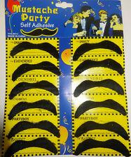 FDC Moustaches X 12 Mexican Bandit Collection Mustache Mustash Moustash Tashes B