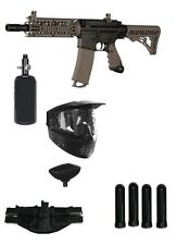 NEW Tippmann TMC Tactical Magfed Paintball Gun Magazine Fed Kit Pack HPA Combo