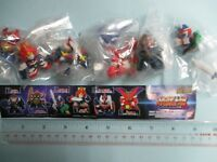 Bandai Super Robot Wars Gashapon Figure SRW SD 2 Mazinger Shin Getter 1