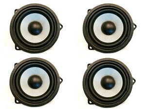 4x Altavoz B&w High End Sistema de Sonido Tono Medio BMW G30 G31 G11 G12 G32 G14