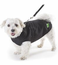 PawZ 1Z Warm Dog Coat, Small, Built in Harness, Waterproof Dog Coat