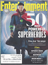 Entertainment Weekly Oct 21/28 '16 - Doctor Strange,50 Most Powerful Superheroes