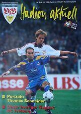 Programm 1996/97 VfB Stuttgart - SC Freiburg