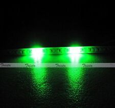 2x12V Green 30cm 32Leds 3528/1210 LED Strip Light Lamp Flexible Flash Waterproof