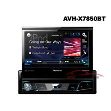 "Pioneer AVH-X7850BT 7"" DVD Multimedia AV Receiver MIXTRAX Bluetooth Car Stereo"