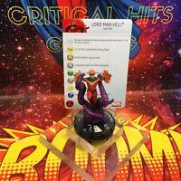 LORD MAR-VELL #041 #41 Galactic Guardians Marvel Heroclix Super Rare
