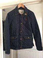Jack Wills Size 12 Navy Blue Cordings Jacket Coat