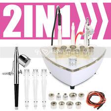 3IN 1 Diamond Vacuum Dermabrasion Peeling Microdermabrasion Spray Beauty Machine