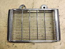 99 Triumph Adventurer C 900 885radiator cover grill guard